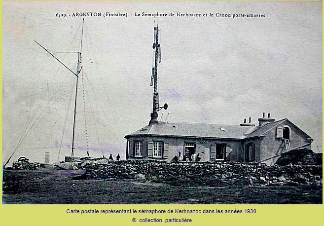 SÉMAPHORE -  kerhoazog - Landunvez (Finistère) Kerhoa10