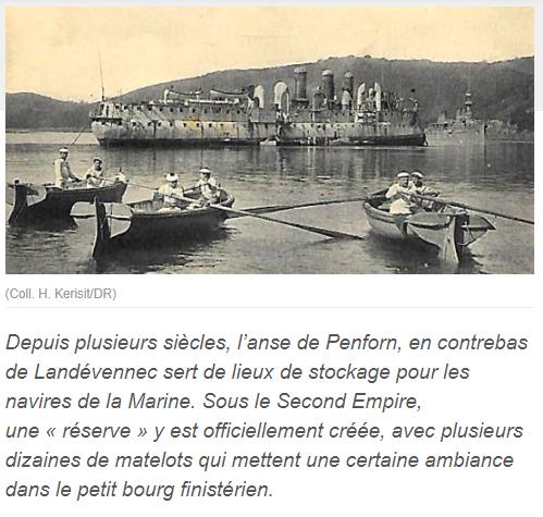 [Le cimetière des bateaux et du patrimoine de la Marine] Le cimetière de LANDEVENNEC - Page 28 L212