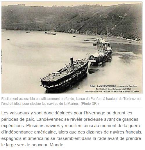 [Le cimetière des bateaux et du patrimoine de la Marine] Le cimetière de LANDEVENNEC - Page 28 L410