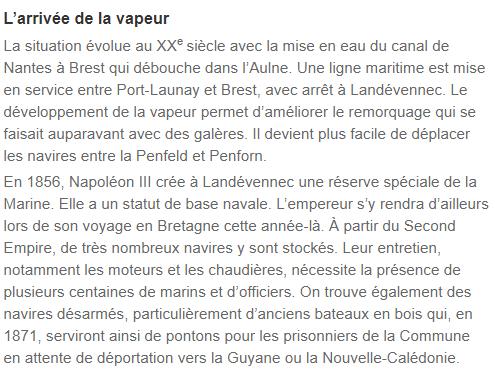 [Le cimetière des bateaux et du patrimoine de la Marine] Le cimetière de LANDEVENNEC - Page 28 L510