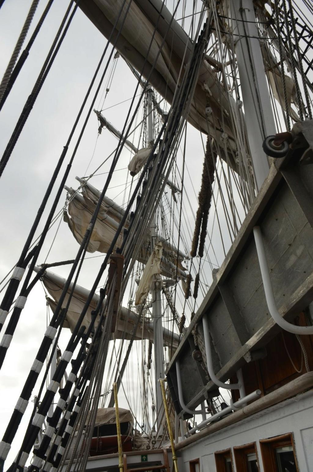 Ma navigation sur le trois-mâts Belem - Page 11 2021-345