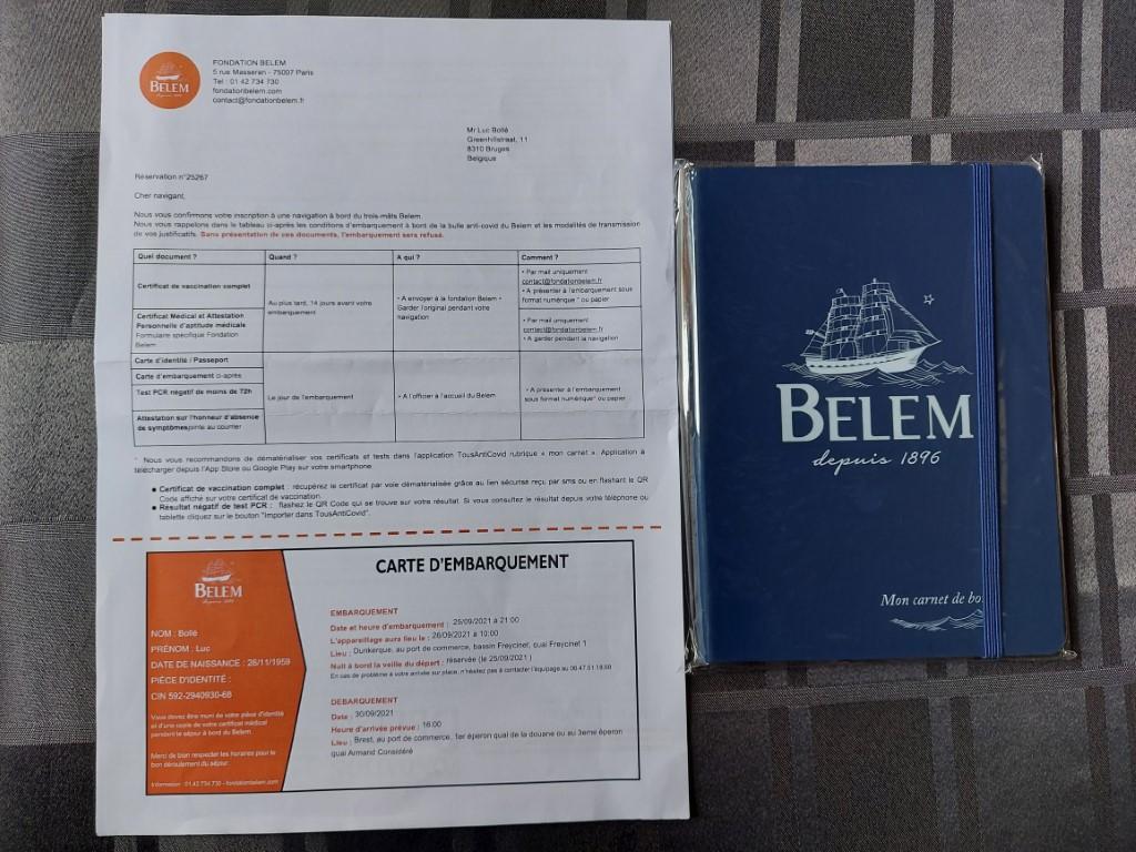 Ma navigation sur le trois-mâts Belem - Page 2 20210810