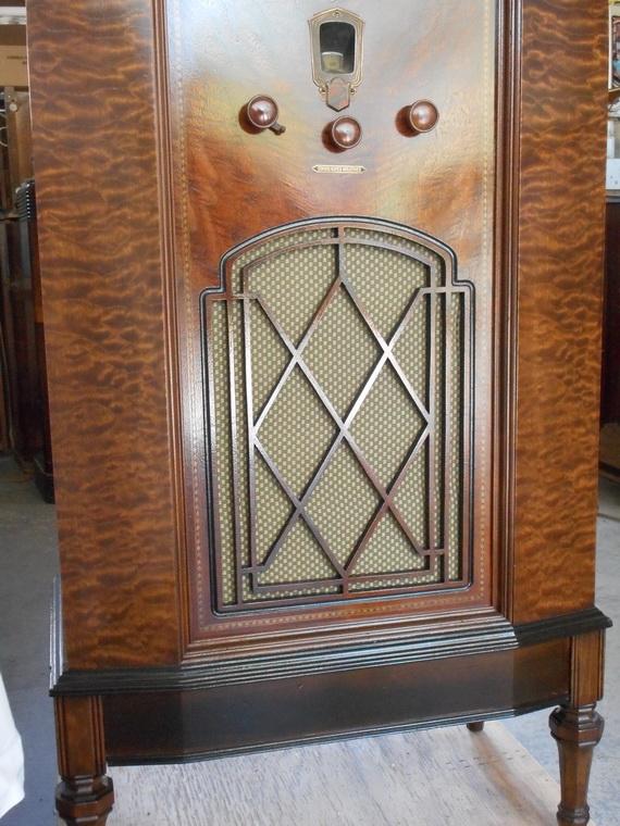 A very nice DeForest Crosley; 1933 Dscn0710