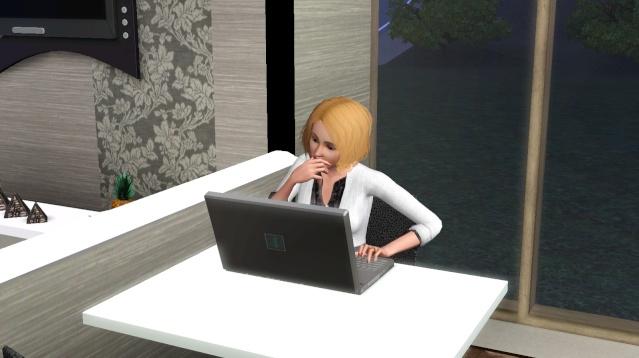 [Sims] Lara.M-44 Screen20