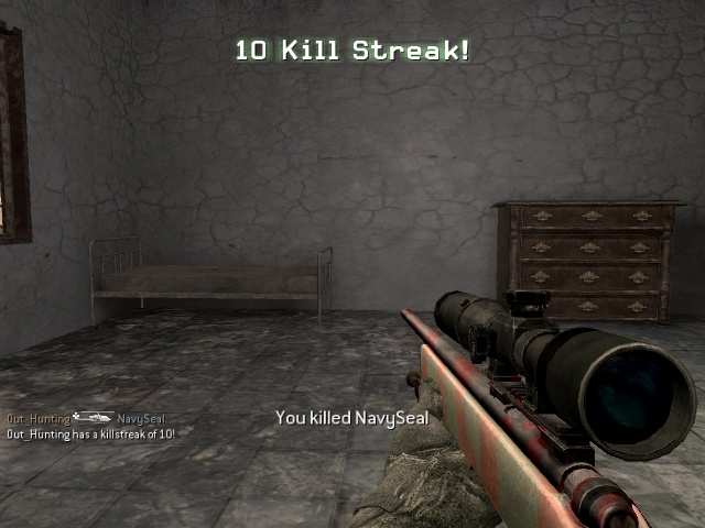 Killer App   (Rejected due to Resignation) Cod4mp13