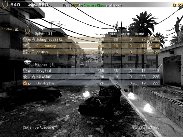 Killer App   (Rejected due to Resignation) Cod4mp14
