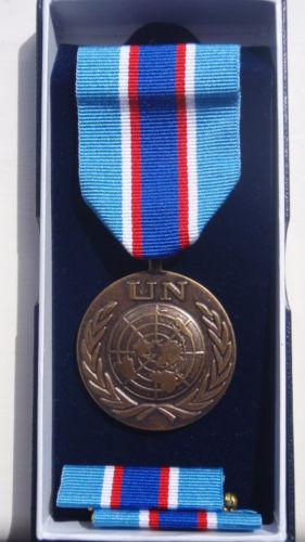 United Nations medal Unmil10