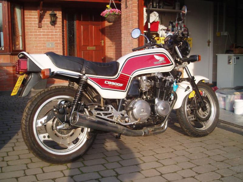 Yamaha XJ550 Cb900f10