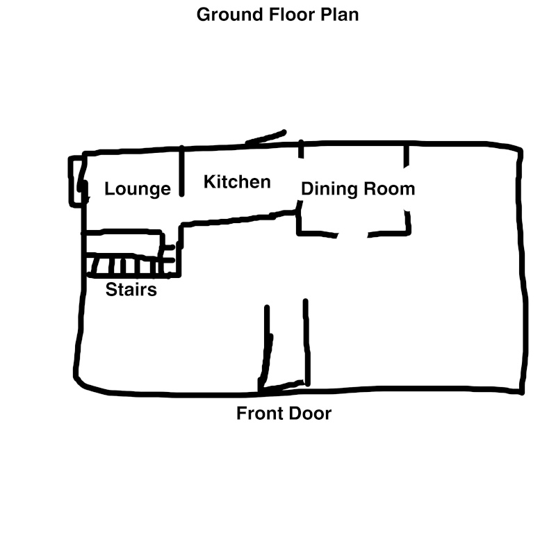 Stage 2: Internal House Ground10