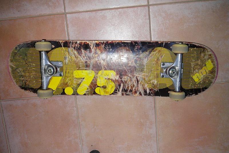 [vente] Skate complet ( Nomad , Venture quasi neuf ) P1060312