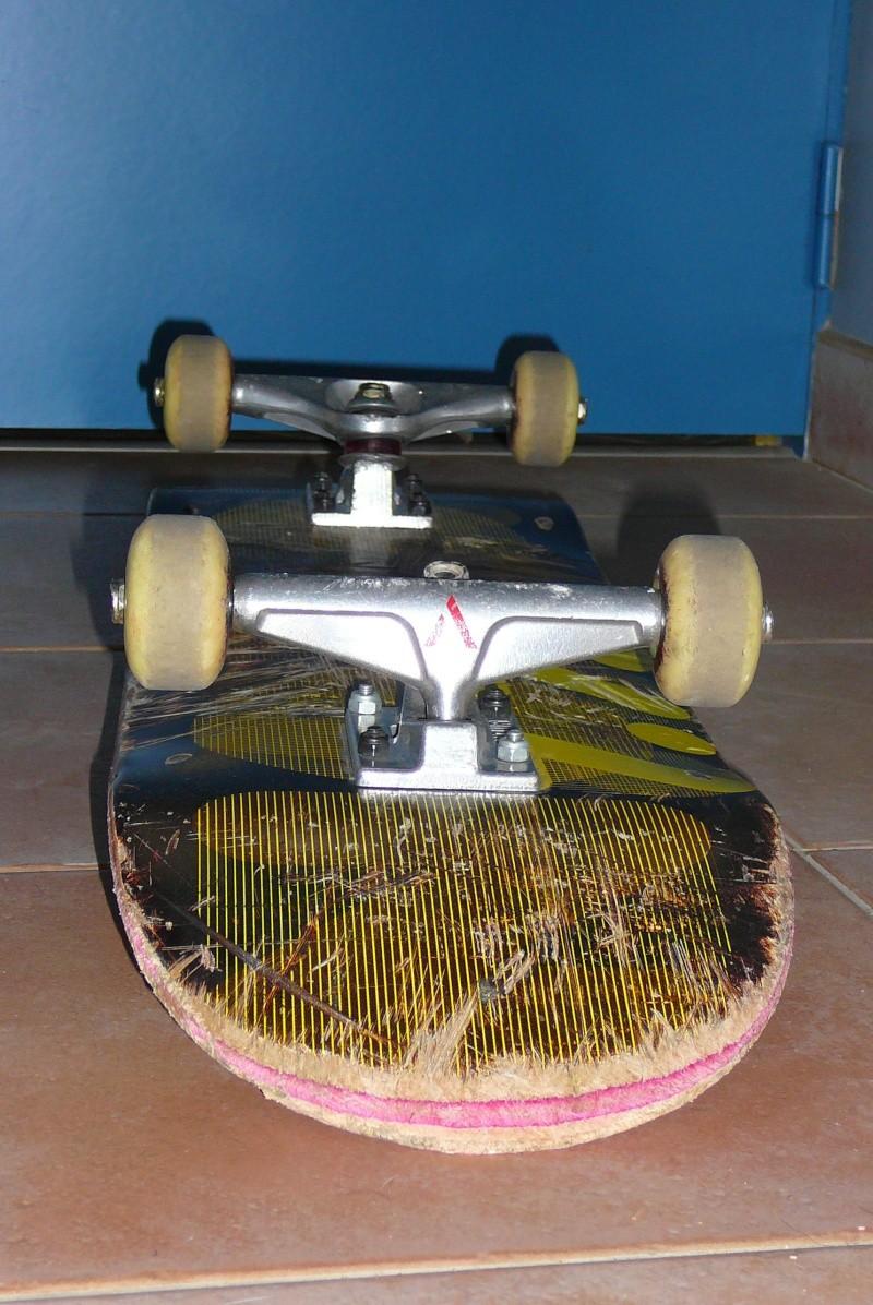 [vente] Skate complet ( Nomad , Venture quasi neuf ) P1060313