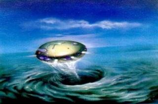 Paranormal ufologie forum France OMNI objet marin non identifié port du Brusc engin inconnu homme grenouille aout 1963