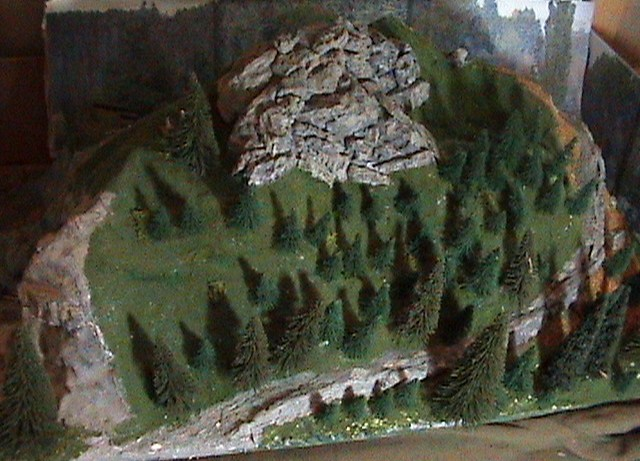Grove - Little House Miniature Models Lhop110