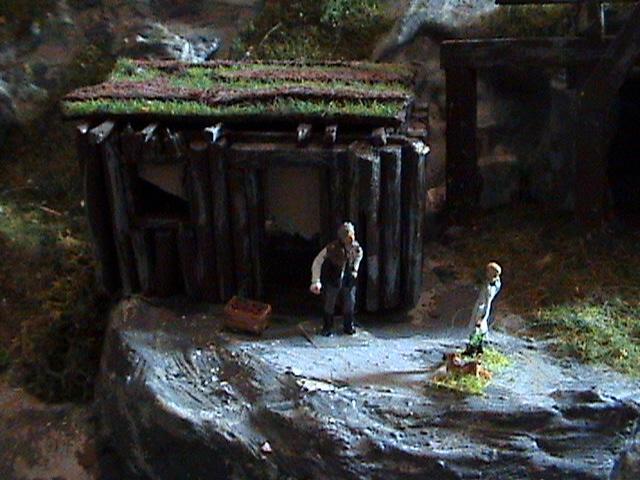 Little House Miniature Models Lhop510