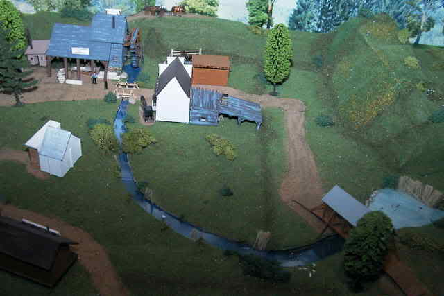 Grove - Little House Miniature Models Lhop_b12