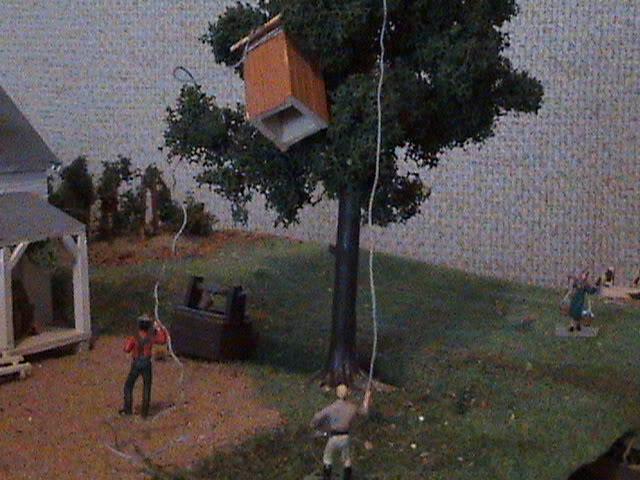 Grove - Little House Miniature Models Ne212