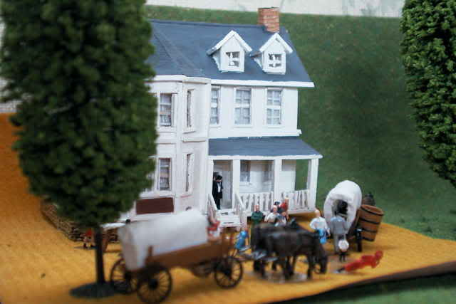 Grove - Little House Miniature Models Walgro10