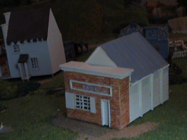 Grove - Little House Miniature Models Wg1310