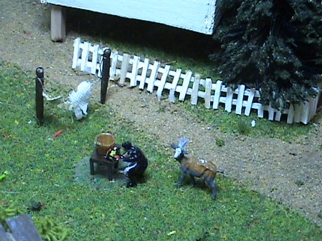 Little House Miniature Models Wg16a11