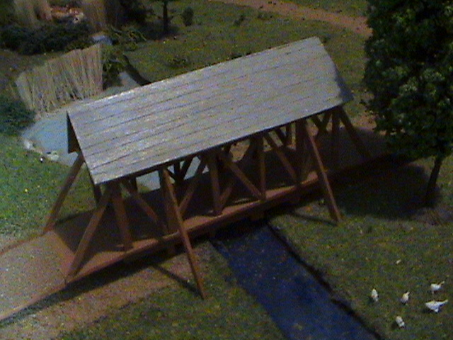 Grove - Little House Miniature Models Wg1910