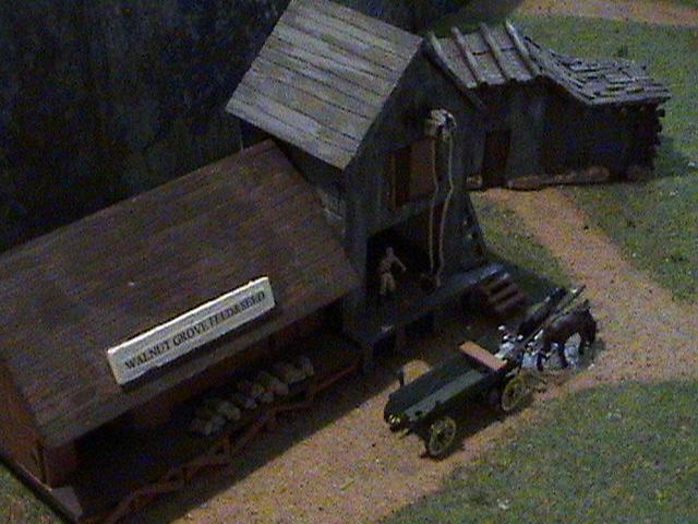 Little House Miniature Models Wg211