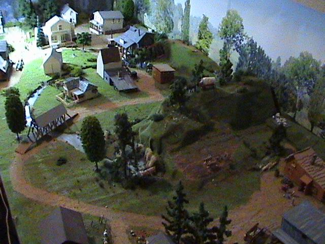 Grove - Little House Miniature Models Wg2210