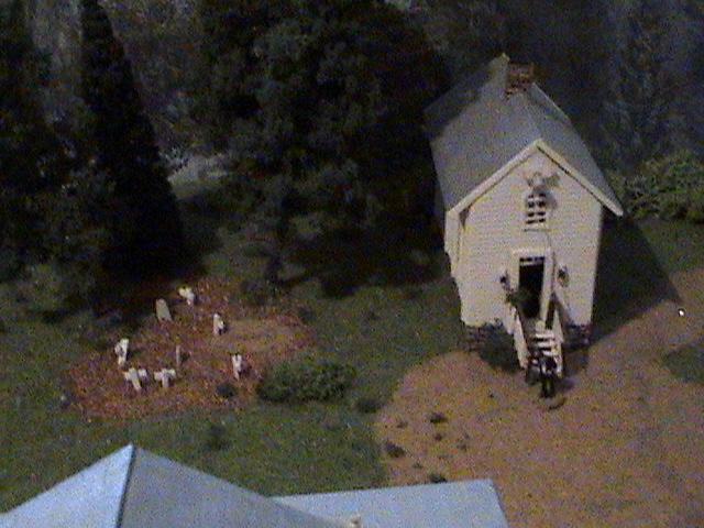 Grove - Little House Miniature Models Wg311
