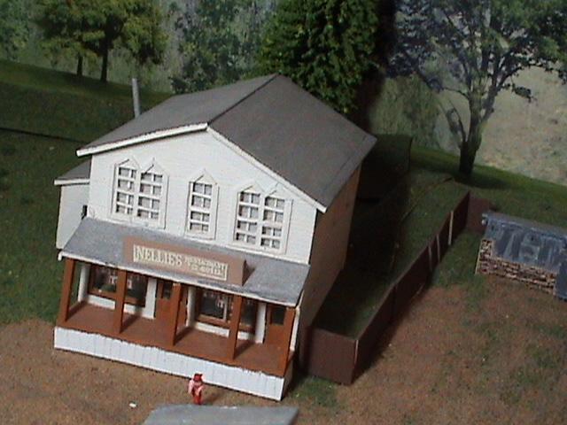 Little House Miniature Models Wg910