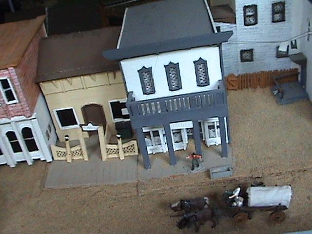 Little House Miniature Models Win110