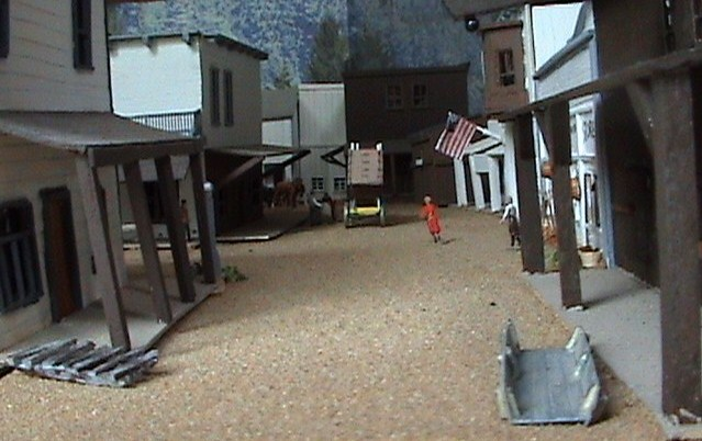 Little House Miniature Models Win1110
