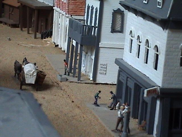 Little House Miniature Models Win1210
