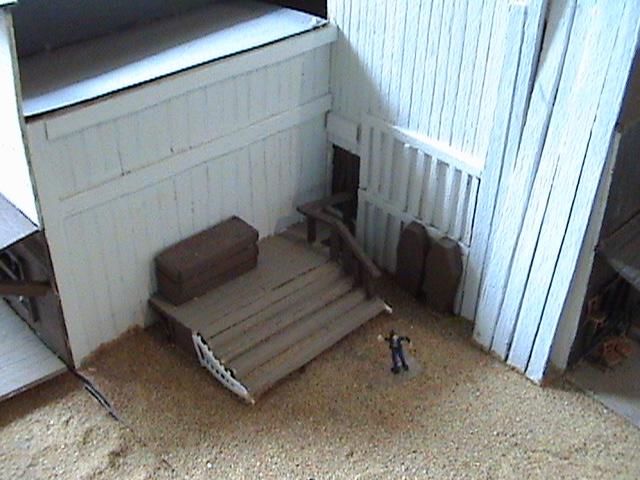 Little House Miniature Models Win1610