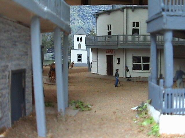 Little House Miniature Models Win1710