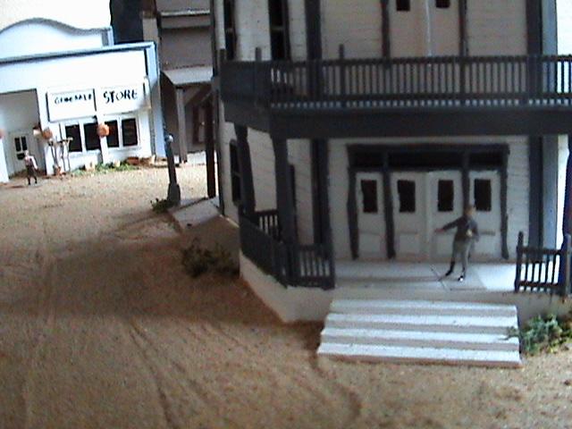 Little House Miniature Models Win1810