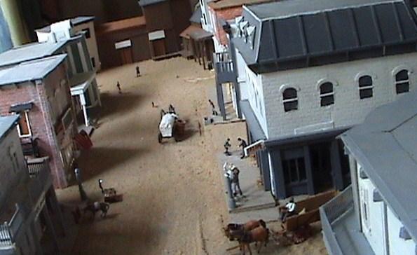 Little House Miniature Models Win310