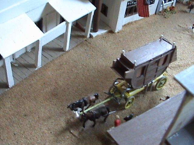 Little House Miniature Models Win510