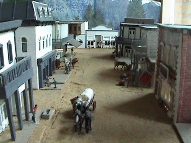 Little House Miniature Models Win710