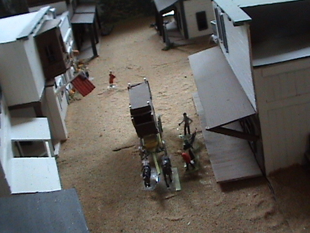 Grove - Little House Miniature Models Win910