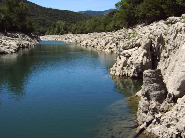 Journée dans les Gorges de l'Hérault 01510