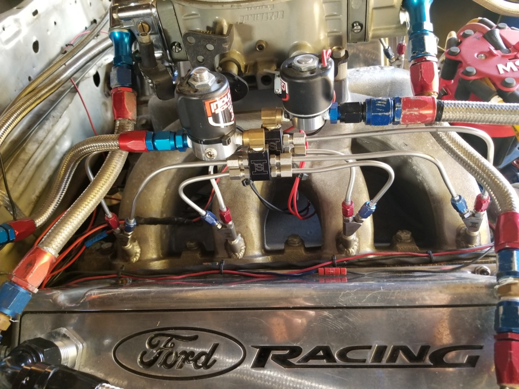 nitrous system and parts! 20181119