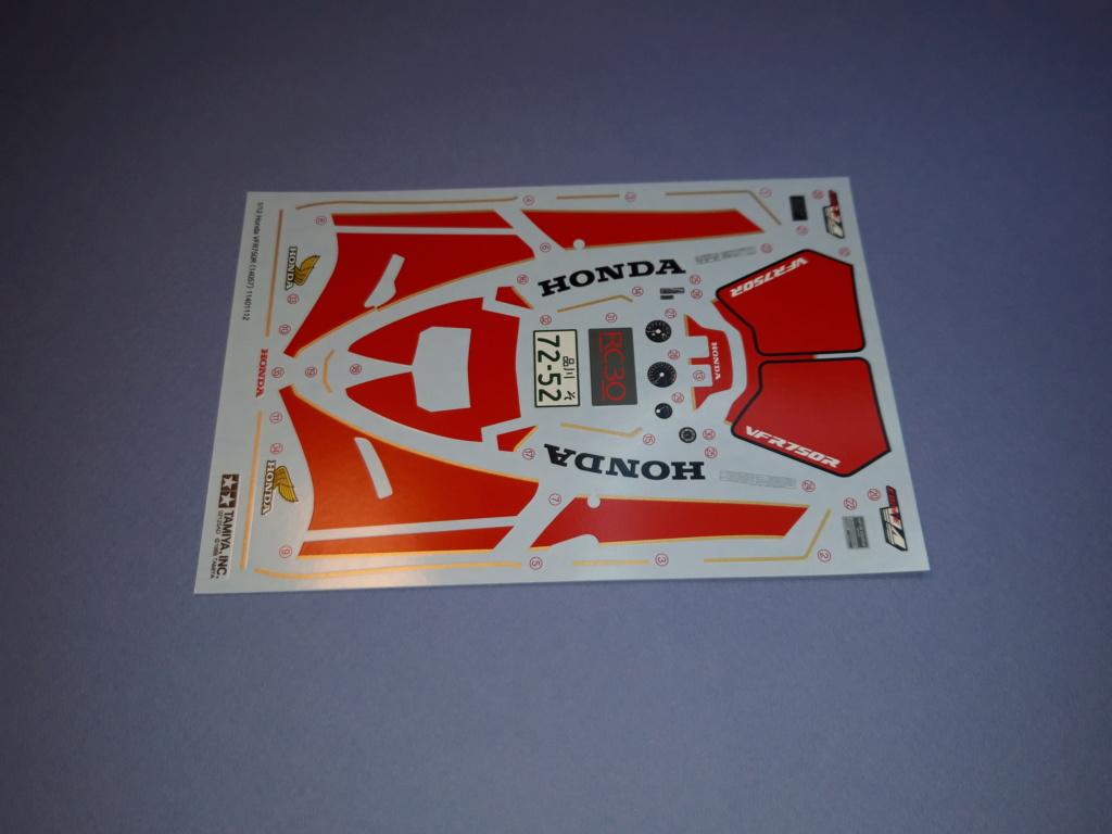 [TAMIYA] Honda RC-30 - 1/12 20190460