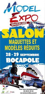Salon de la maquette de BRESSUIRE (79) Image10