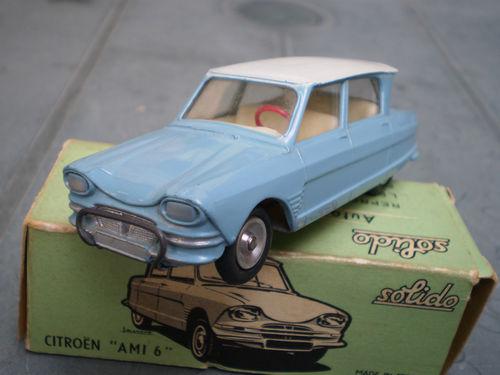 numéro 2 Citroën Ami 6 berline 110
