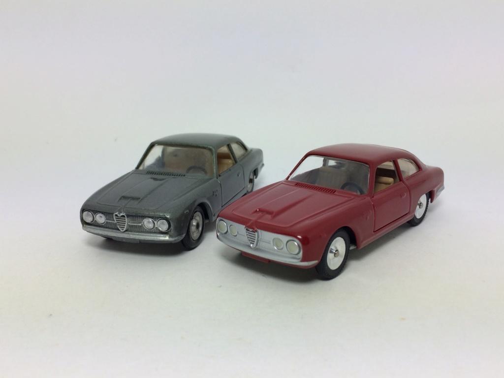 numéro 4 Alfa Romeo 2600 Img_6520