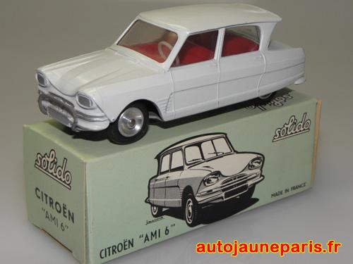 numéro 2 Citroën Ami 6 berline M_375210