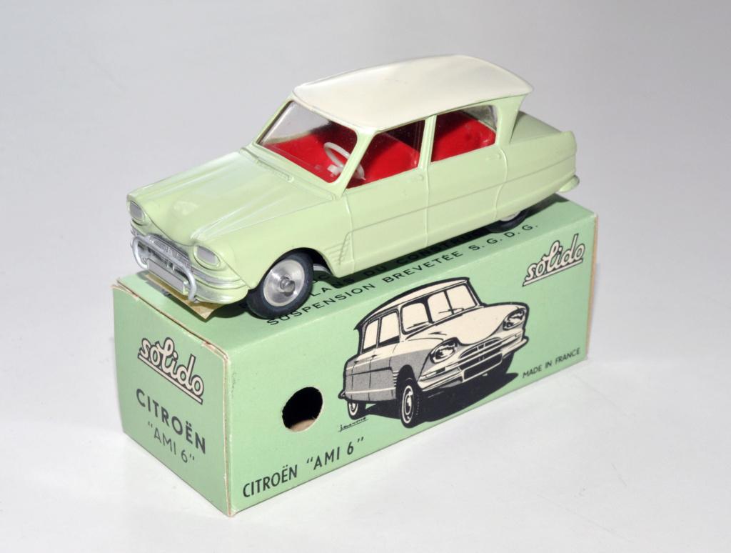 numéro 2 Citroën Ami 6 berline Solido10