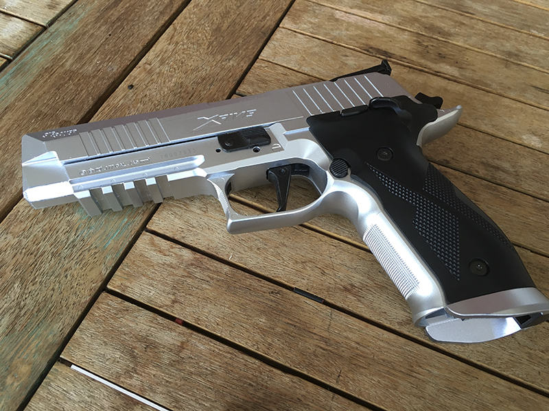 Sig Sauer P226 X-Five ASP Img_8411