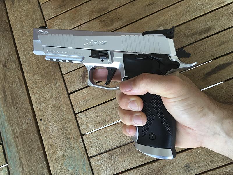 Sig Sauer P226 X-Five ASP Img_8412