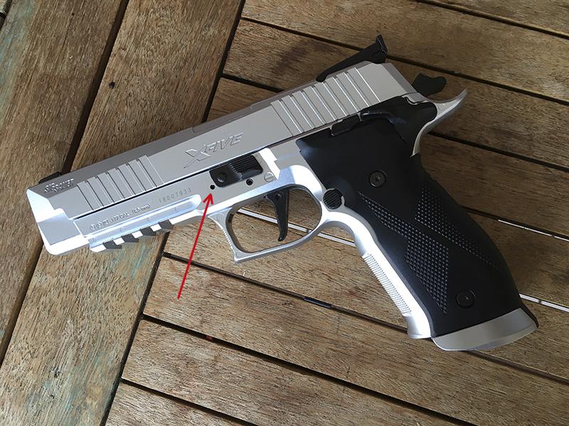 Sig Sauer P226 X-Five ASP Img_8413