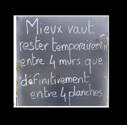 """#JeNeMeConfineraiPas: le mouvement de """"résistance"""" s'étend en France Covid_10"""